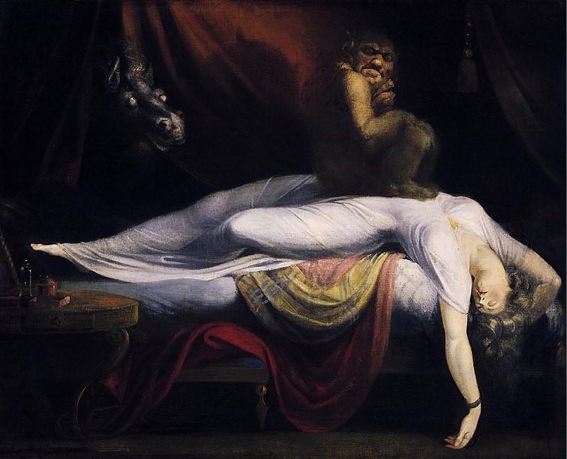 Fuseli, The Nightmare